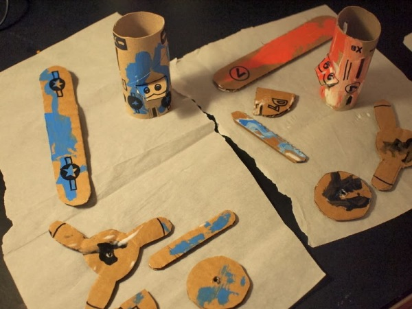 5 Make Cardboard Toilet Roll Planes Dusty Crophopper Skipper