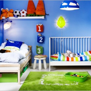 shared-kids-room-blue-wall-300x300