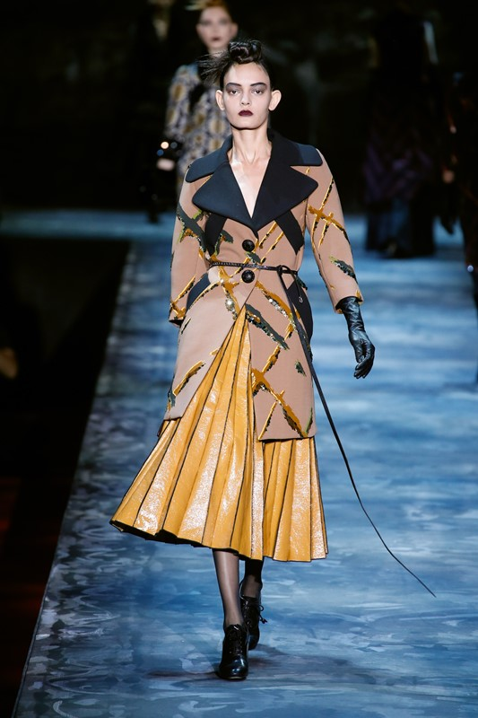 Pixelformula Marc Jacobs Womenswear Winter 2015 - 2016 Ready To Wear New York