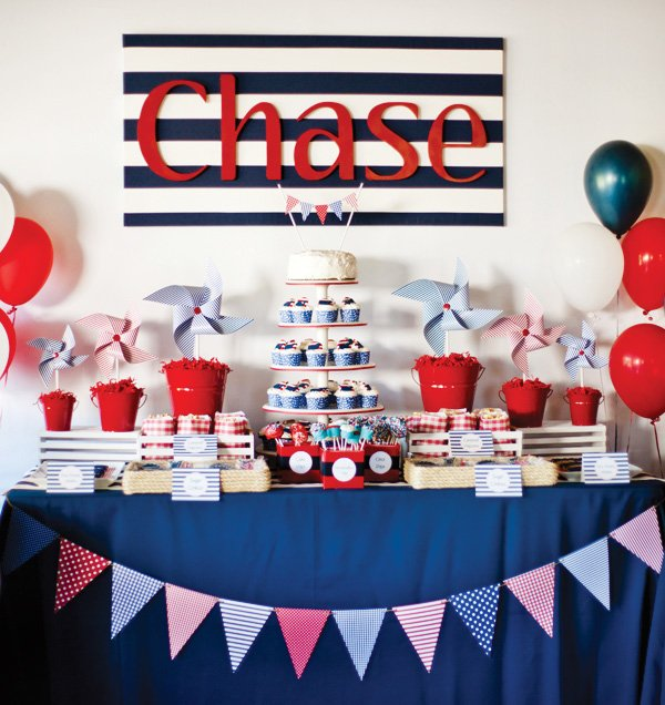 nautical-party-dessert-table