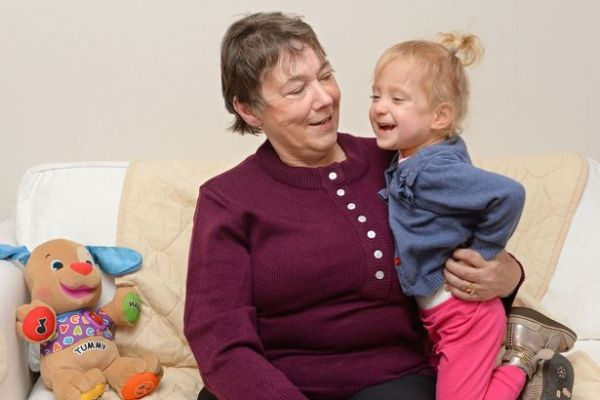 Grace-is-pictured-here-with-her-foster-carer
