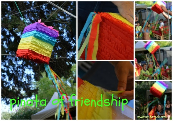 pinata of friendship