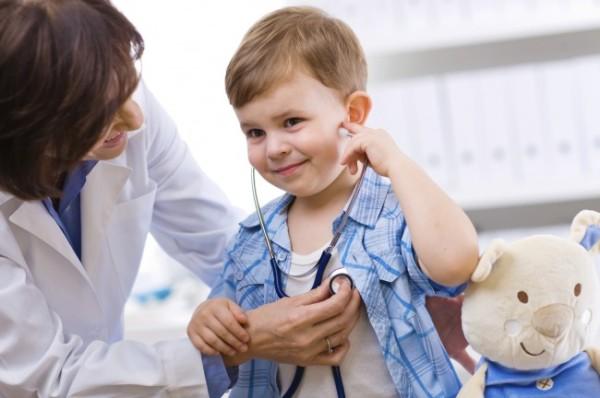 Boy-checkup